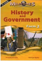 Milestone In History And Government Form 2