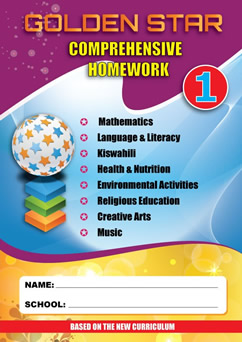Golden Star Holiday Homework Grade 1