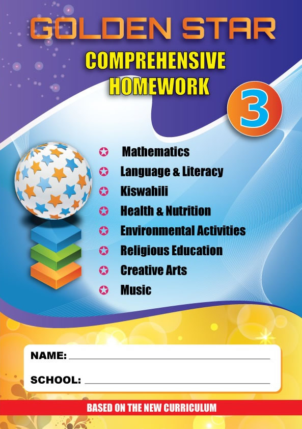 Golden Star August Homework Grade 3