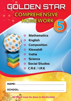 Homework Books