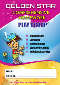 Golden Star Holiday Homework Playgroup