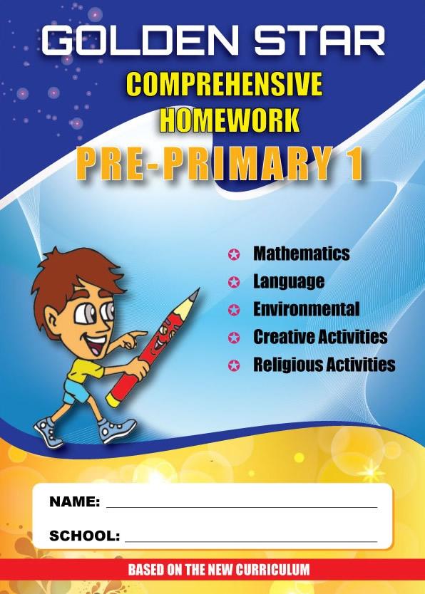 Golden Star August Homework PP1