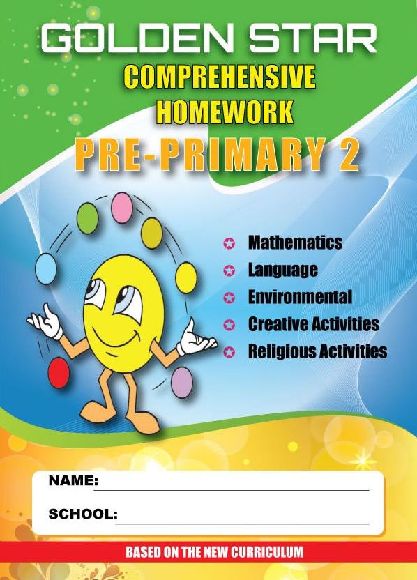 Golden Star August Homework PP2