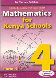 Mathematics For Kenyan Schools Form 2