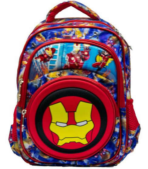 Ironman 3D  backpack