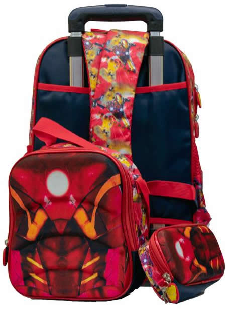 Ironman 3in1  Detachable Trolley Bag
