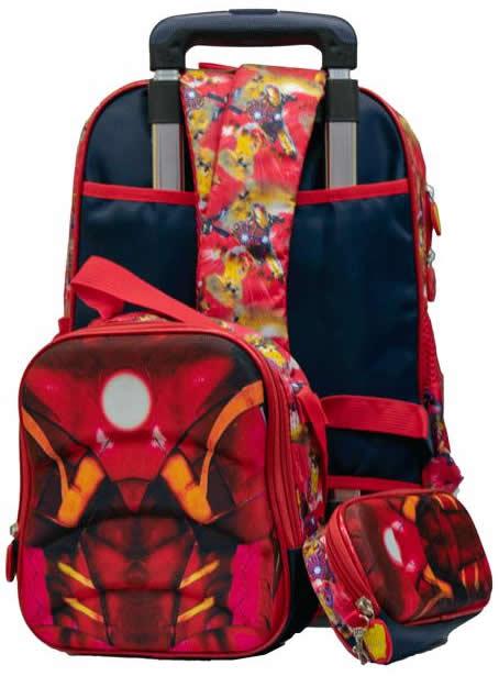 Ironman 3in1  Detachable Trolley Bag