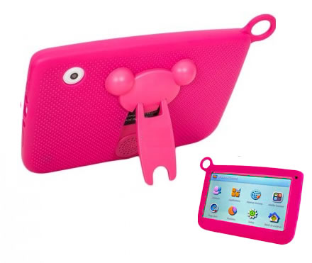 Pink Kids Tablet iConix c703