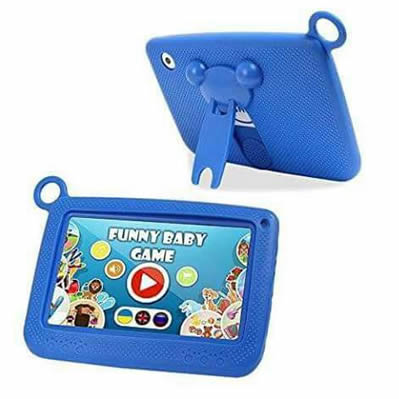 Blue kids tablet iConix c703