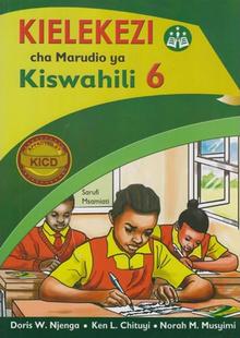 Kielekezi Cha Marudio Ya Kiswahili Darasa La 6