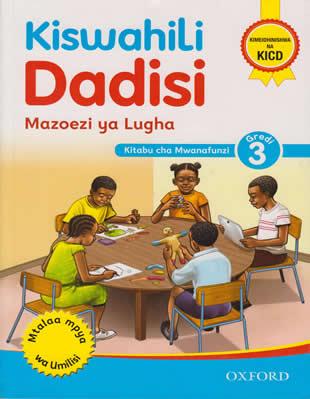 Kiswahili dadisi Mazoezi ya Lugha Grade 3