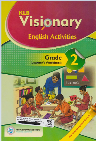 KLB Visionary English Activities Grade 2