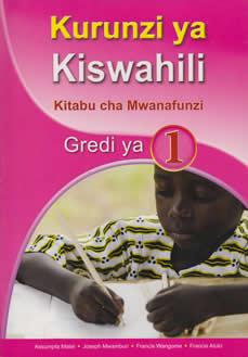 Spotlight Kurunzi Kiswahili Grade 1