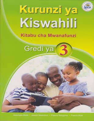 Kurunzi ya Kiswahili Grade 3