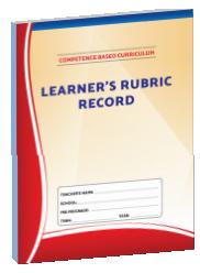 CBC Learners Rubric Record