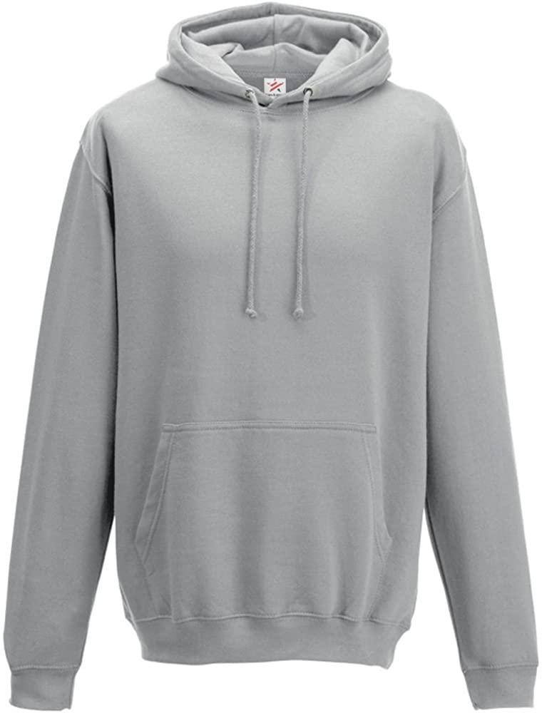 Light Grey Thick Hoodie Jumper