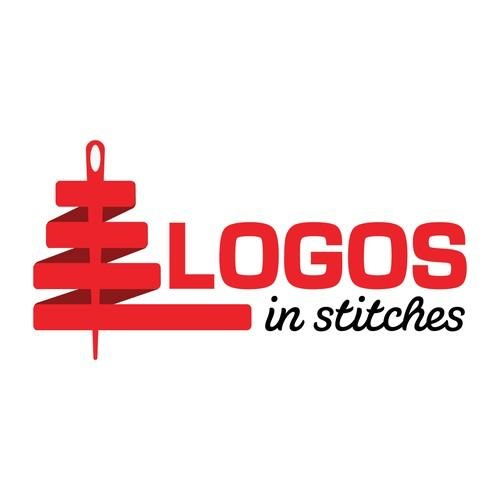 Logo origination for embroidery
