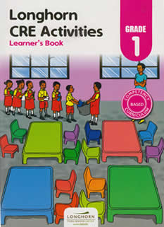 Longhorn  CRE Activities Grade 1