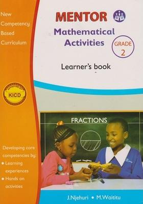 Mentor Mathematical Activities Grade2