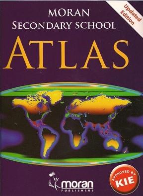 Moran Secondary School Atlas Updated Edition