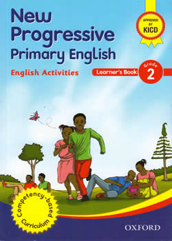 New Progressive Primary English Activities Grade 2