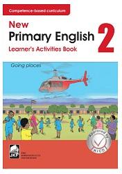 Primary English Grade 2 jkf