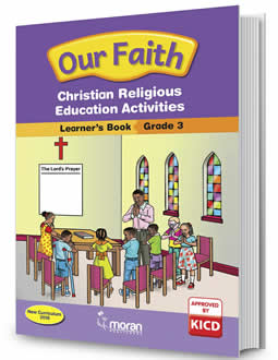 Our Faith CRE Grade 3