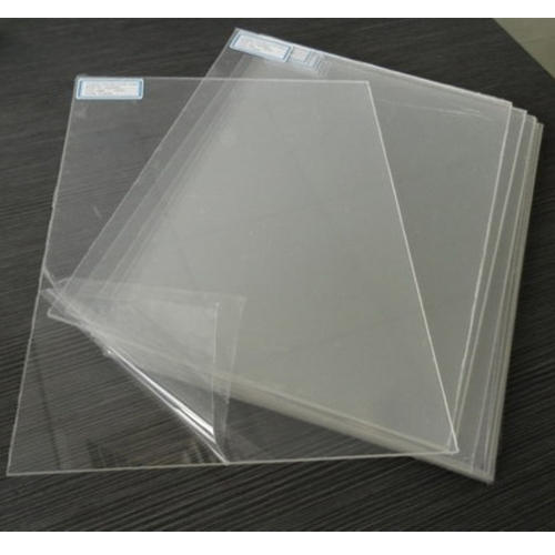 Book Cover Polythene Light Gauge 1 sheet