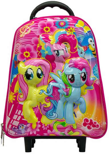 My Little Pony Preschool Trolley Bag