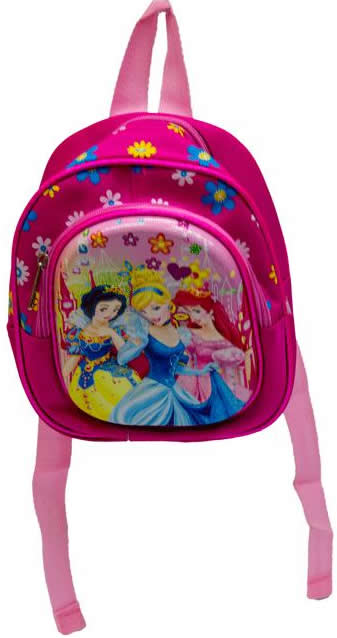 Princess toddlers Preschool Backpack Bag