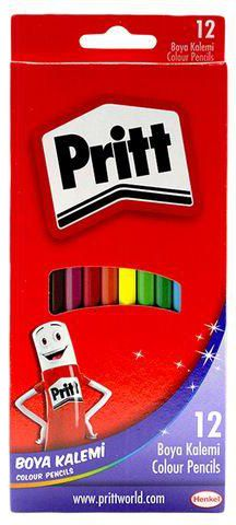 Colouring Pritt Colour Pencils Long