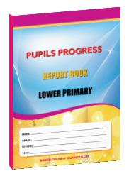 CBC Annual Pupils Progress Report Book