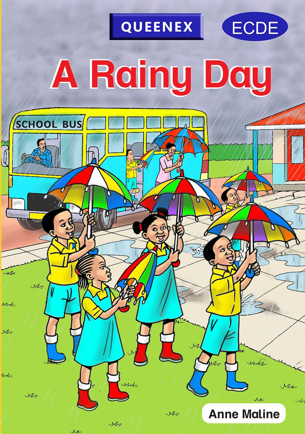 A Rainy Day Queenex readers