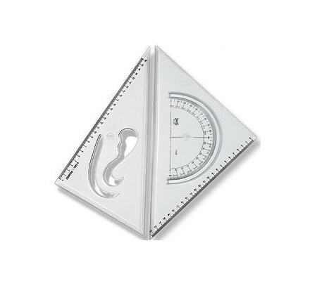 Omega Set Square 45* / 60* 1522P set