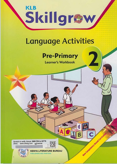 Skillgrow Language Activities English PP2