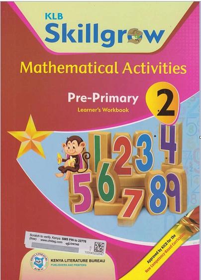 Skillgrow Mathematical Activities PP2