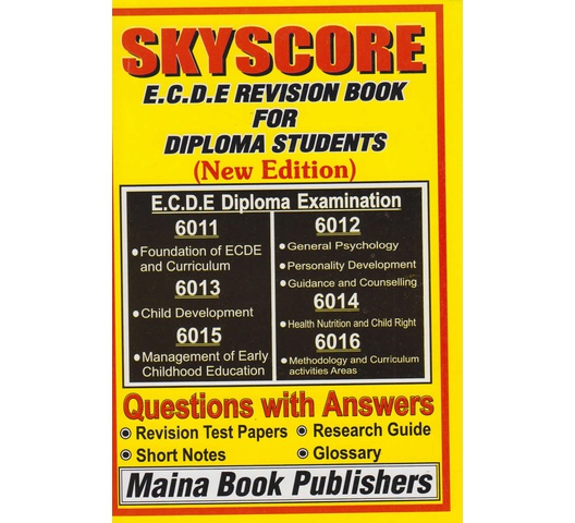 Skyscore ECDE Revision for Diploma Students