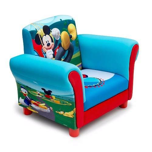 Mickey Mouse Kids Sofa