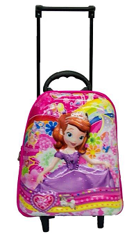 Sophia Preschool Trolley Bag