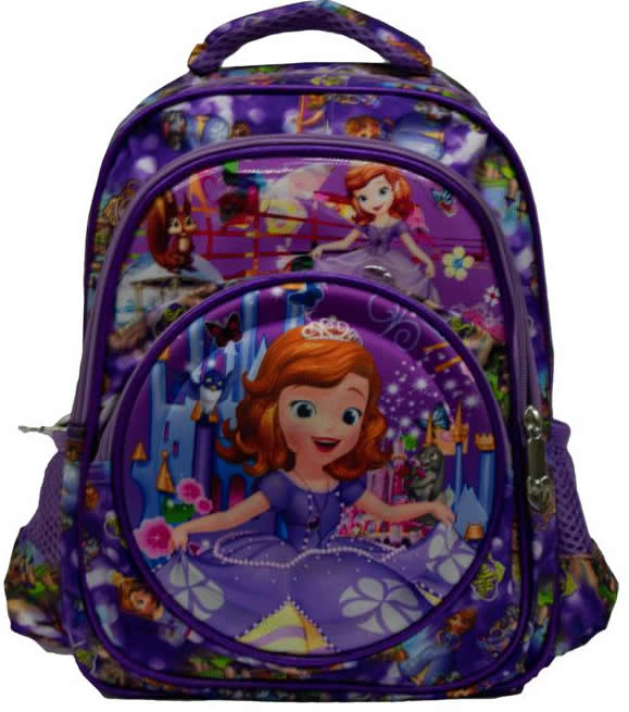 Sofia Backpack purple  Bag