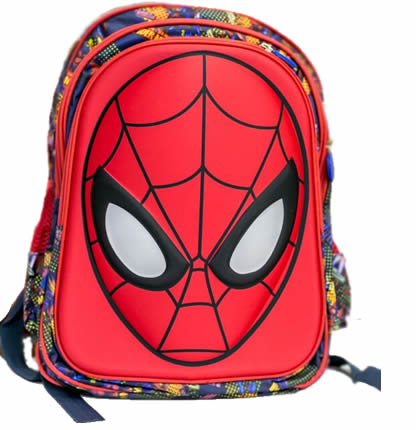 Spider mask 3D bag