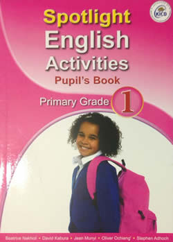 Spotlight English Activities Grade 1