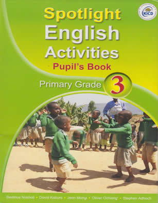 Spotlight English Activities Grade 3