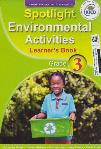 Spotlight Environmental Activities Grade 3