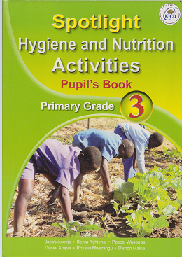 Spotlight Hygiene and Nutrition Activities Grade 3