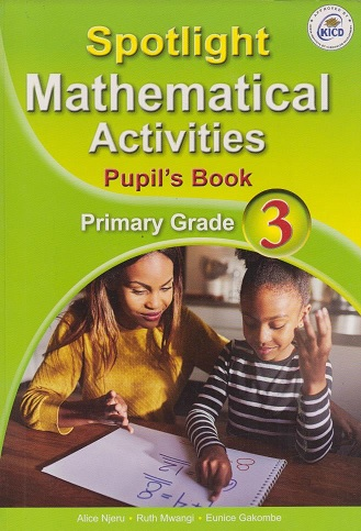 Spotlight Mathematics Activities 3