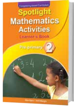 Spotlight Mathematical Activities PP2