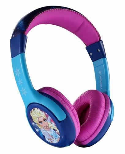 Cartoon Kids Headphones Frozen