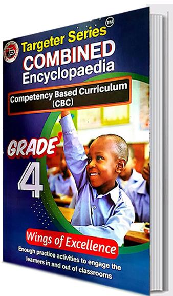 Targeter  Encyclopedia STD 4 revision book