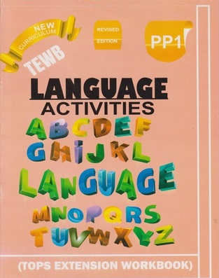 Tops Language Extension Workbook PP1
